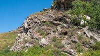 Ущелье Каменные ворота на р. Губерле