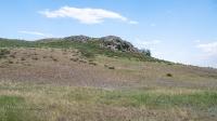 Гора Змеиная (Кумыс-Тюбе). Июнь 2021 года
