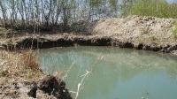 Карагачское родниковое озеро