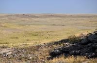 Карабутакский гранитный массив (скалы «Шонкал»). Июль 2012 года