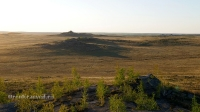 Карабутакский гранитный массив (скалы «Шонкал»). Май 2018 года