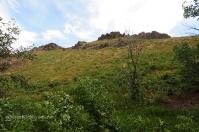 Скала над Чебаклой
