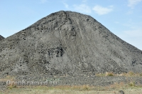 Террикон шахты Новокапитильной
