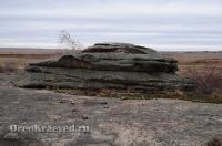 Байтукские каменные палатки