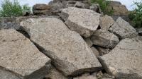 Байтукские каменные палатки. Май 2018 года