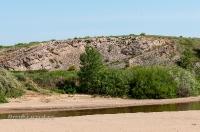 Максимовская скала (Яшкина мельница)