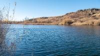 Каменские утесы на реке Кумак
