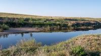 Тастыбутакское ущелье на реке Кумак. Май 2021 года