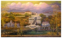 Старый мост через Урал