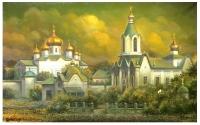 Успенский монастырь XIXв.