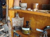 Школьный музей в посёлке Уранбаш