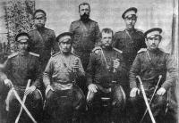 Дореволюционные фотографии оренбургских (уральских) казаков и солдат