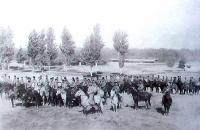 Сотня 5-го полка Оренбургского казачьего войска