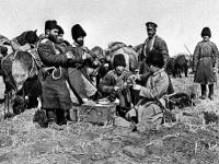 Оренбургские казаки во время русско-японской войны