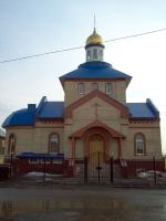 Храм Казанской иконы Божией Матери п. Берды
