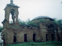 Храм пророка Илии села Ильинка