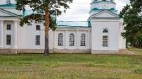 Храм Христа Спасителя села Спасское