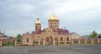 Храм блаженной Матроны Московской с. Майорское