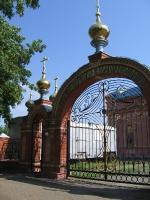 Храм Михаила Архангела с. Шарлык Шарлыкского района