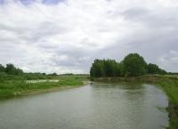 Река Илек у села Покровка