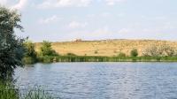 Река Баузда. Июнь 2021 года