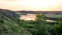 Река Суундук (Суындык). Июнь 2021 года