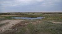 Река Солончанка (приток Суундука). Май 2018 года