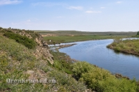 Река Кумак