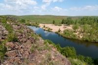 Река Кумак (Большой Кумак)