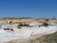 Карьер ЗАО «ВГРЭ» — Южно-Айдырлинское месторождение мрамора