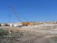 Карьер ОАО «ЭМА» — северная часть Айдырлинского месторождения мрамора
