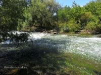 «Труба» на реке Большой Кумак