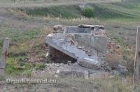 Бывшая ракетная пусковая площадка