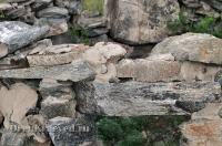 Каменные сооружения близ Адамовки