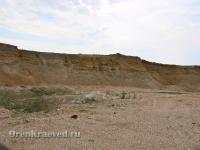 Карьер близ посёлка Пласковский