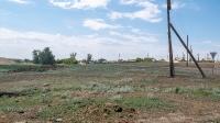 Посёлок Энбекши. Июнь 2021 года