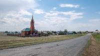 Посёлок Теренсай. Июнь 2021 года