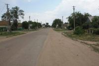 Посёлок Акбулак