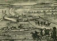 Старинные рисунки и гравюры города Оренбурга