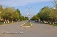 Посёлок городского типа Светлый