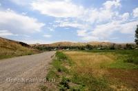 Село Казачья Губерля