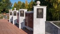 «Мемориал боевой и трудовой славы» к 60-летию Победы в Великой Отечественной войне пос. Саракташ