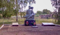 Памятник «Воин – победитель» с. Комиссарово