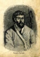 Иллюстрации к произведениям Пушкина о пугачевском бунте из книги выпущенной до 1917 года